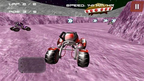 Space Buggy 3D图片1