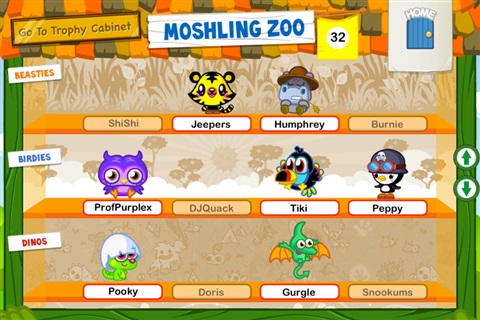 Moshi Monsters图片1